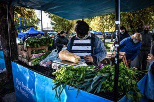El Plan Federal de Ferias llega este lunes a la Plaza Urquiza