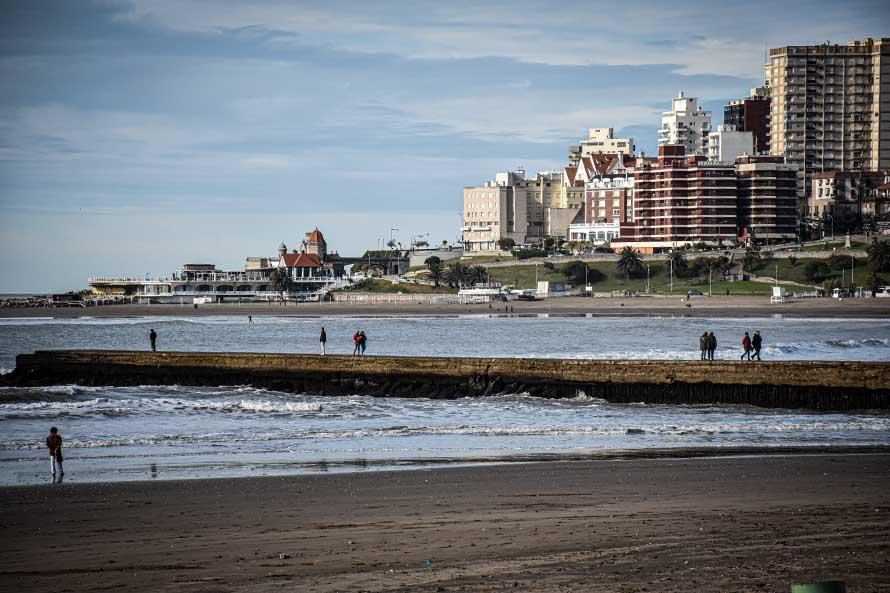 Pronóstico: fin de semana con inestabilidad y lluvias en Mar del Plata