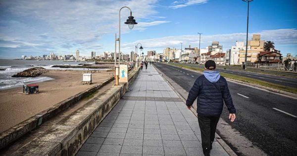 Con la publicación del decreto, la Provincia oficializó que Mar del Plata sigue en fase 2
