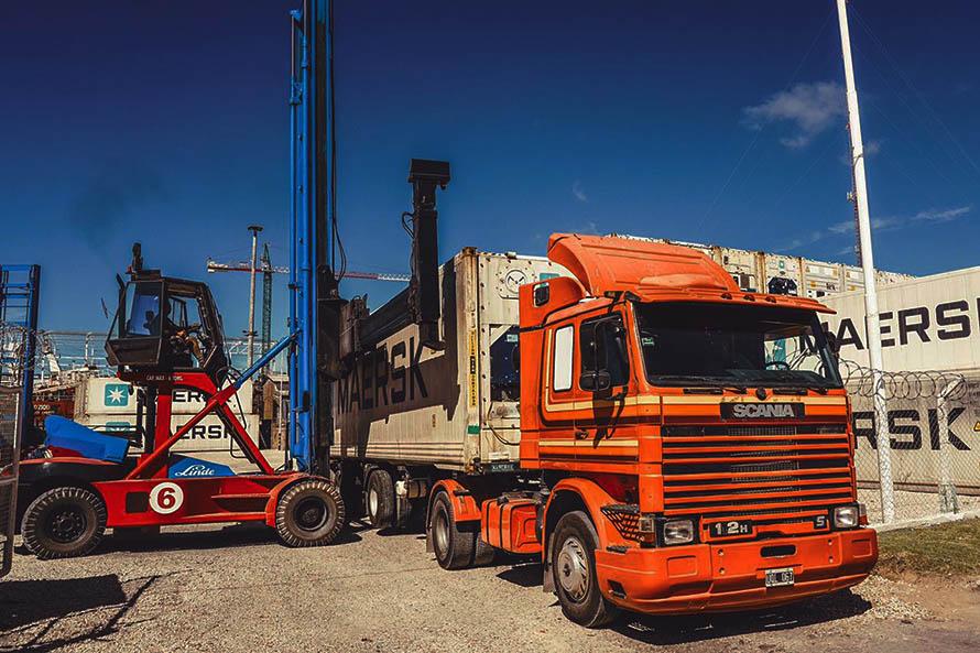 Puerto: en el primer cuatrimestre hubo un aumento del 15% en las exportaciones