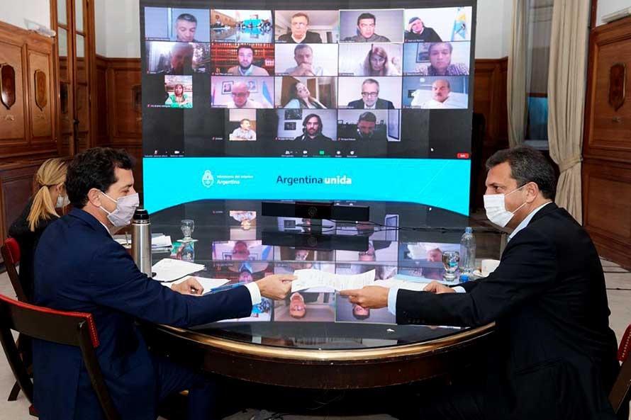 Elecciones 2021: el gobierno y la oposición acordaron postergarlas un mes