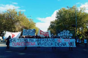 """Organizaciones se movilizan y piden una audiencia """"urgente"""" con Montenegro"""