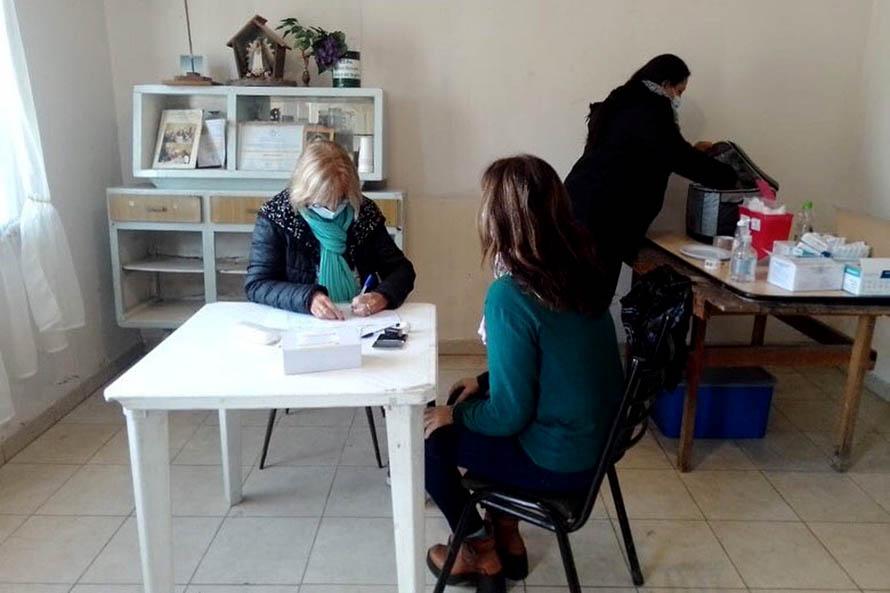 Coronavirus en los barrios: once casos positivos en Virgen de Luján y Etchepare