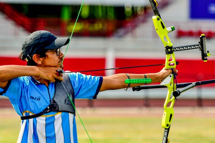 Tiro con arco: Jajarabilla tuvo un gran desempeño pero no le alcanzó para el pasaje olímpico