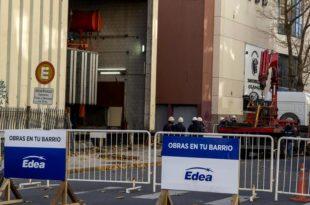 EDEA anunció una repotenciación del servicio eléctrico en el centro