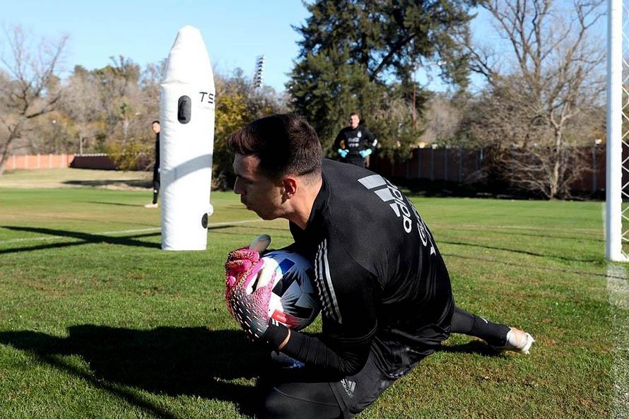 Eliminatorias: con dos marplatenses como titulares, Argentina recibe a Chile