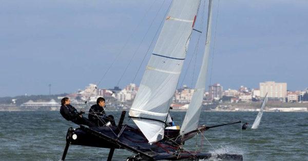 Yachting: representantes marplatenses del Club Náutico competirán en Europa