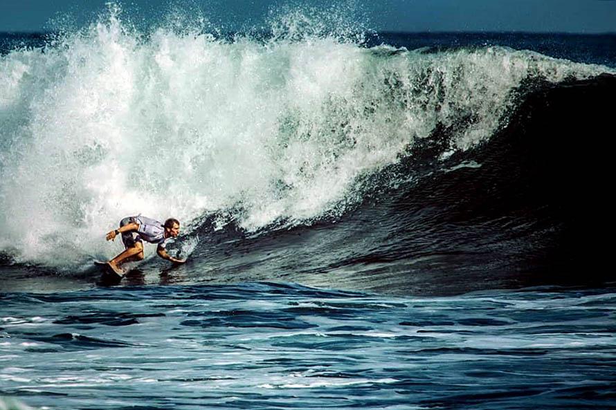 Surf: tras cuatro jornadas, los argentinos continúan en carrera en el Mundial ISA