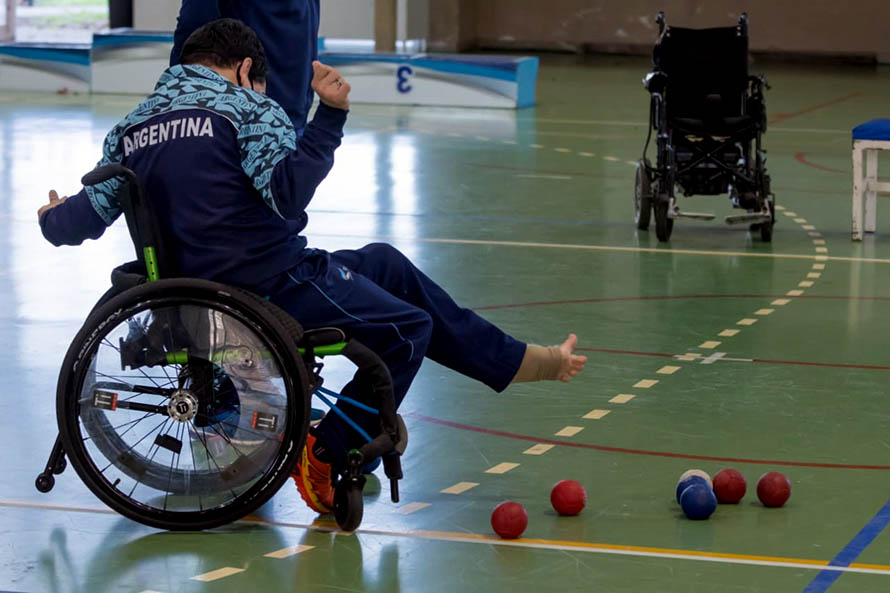 Mauricio Ibarbure clasificado para los Juegos Paralímpicos de Tokio 2021