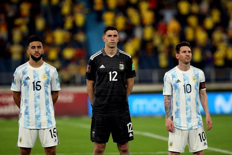 Copa América: Emiliano Martínez y Martínez Quarta, en la lista de convocados por Scaloni
