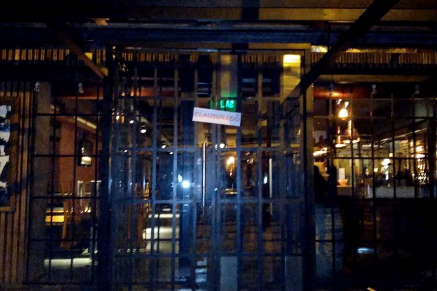Mar del Plata en fase 2: fiesta clandestina y clausura del bar Ogham