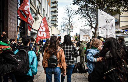 PROTESTA EN CONTRA Y APOYO JUEZ LÓPEZ ABORTO -1469