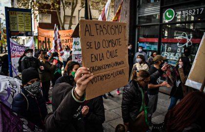 PROTESTA EN CONTRA Y APOYO JUEZ LÓPEZ ABORTO -1472