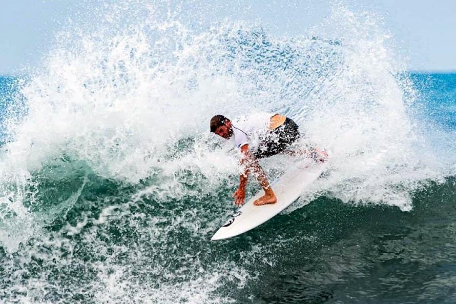 Surf: el Mundial ISA se quedó sin participación marplatense