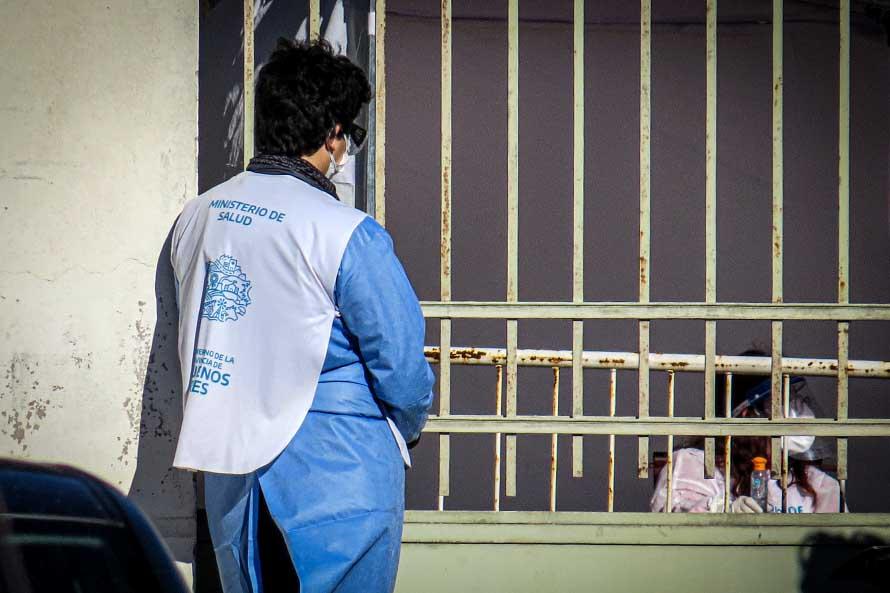 Coronavirus: en la primera semana, el centro de testeo del Unzué tuvo un 36,5% de positividad