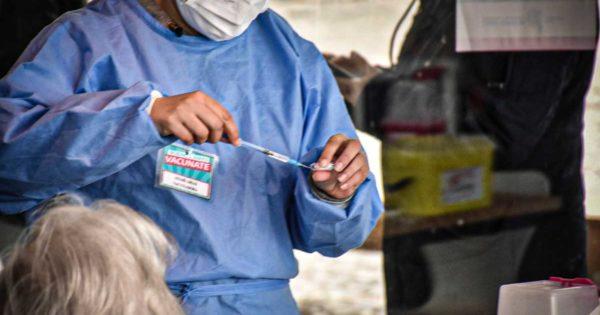 """Coronavirus: desde el miércoles, grupos priorizados tendrán vacuna """"libre"""" en la Provincia"""