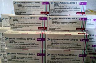 Llegaron 16.600 nuevas vacunas contra el coronavirus a Mar del Plata