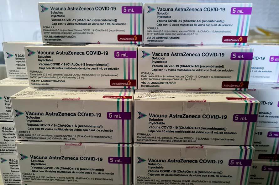 Coronavirus: llegan 9.500 nuevas vacunas de AstraZeneca a Mar del Plata