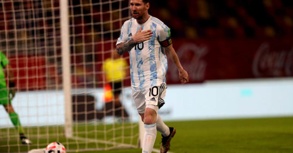 La Selección Argentina confirmó su participación en la Copa América 2021