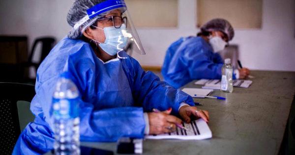 Coronavirus: fin de semana con testeos en los barrios Hipódromo y La Herradura