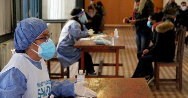 Testeos en el Unzué: por la demanda y positividad del primer día, darán turnos diarios