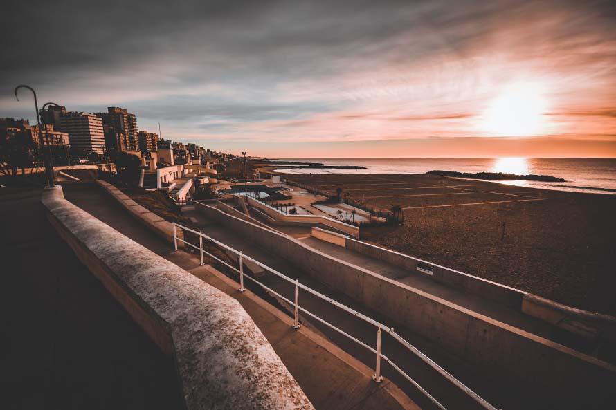 Vacaciones de invierno: escenarios al aire libre para recorrer en Mar del Plata
