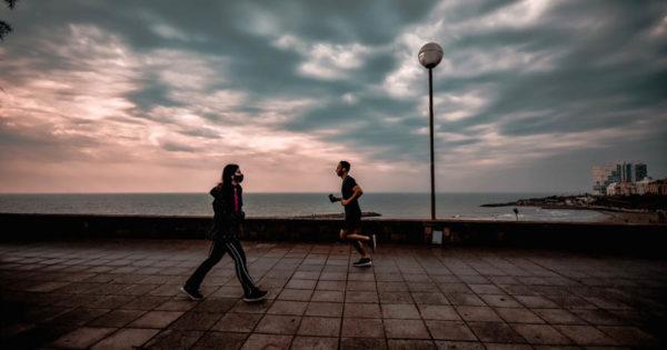 Días con nubosidad y lluvias aisladas: el pronóstico para Mar del Plata