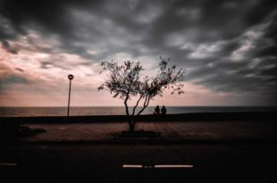 Fin de semana con pronóstico de lluvia y tormentas aisladas en Mar del Plata