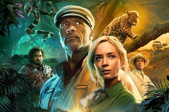 """Jungle Cruise"" se suma a la cartelera de cine de Mar del Plata"