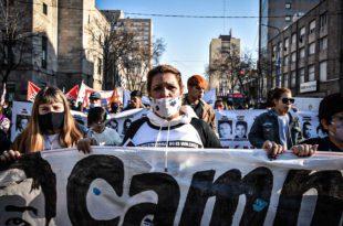 """Marcha a un año del asesinato de Brandon Romero: """"Queremos fecha del juicio"""""""