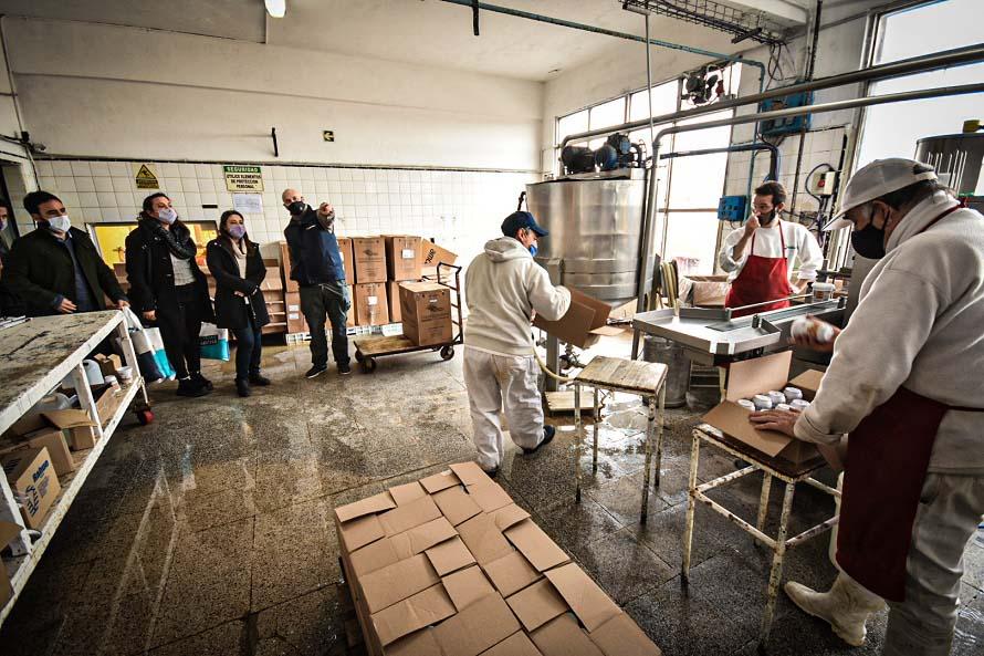 La cooperativa Nuevo Amanecer trabaja en un proyecto de exportación