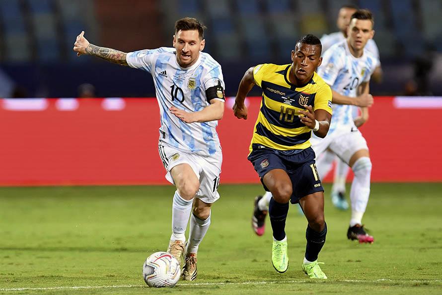 Con Emiliano Martínez como titular, Argentina busca su lugar en la final
