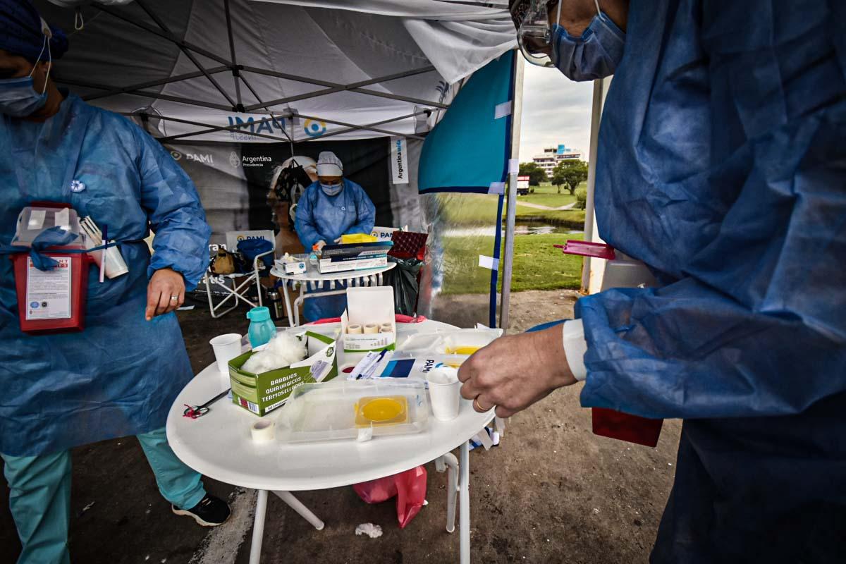 Vacunación: este sábado habrá postas itinerantes en Plaza España y El Boquerón