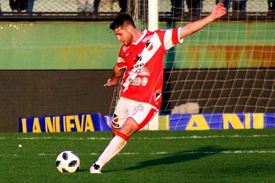 Leandro Basterrechea se convirtió en refuerzo de Círculo Deportivo