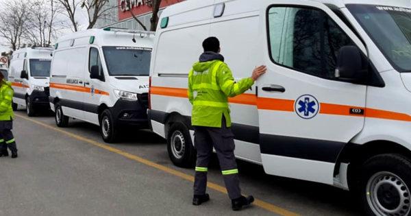 Llegaron tres nuevas ambulancias desde Nación para sumarse a la flota municipal