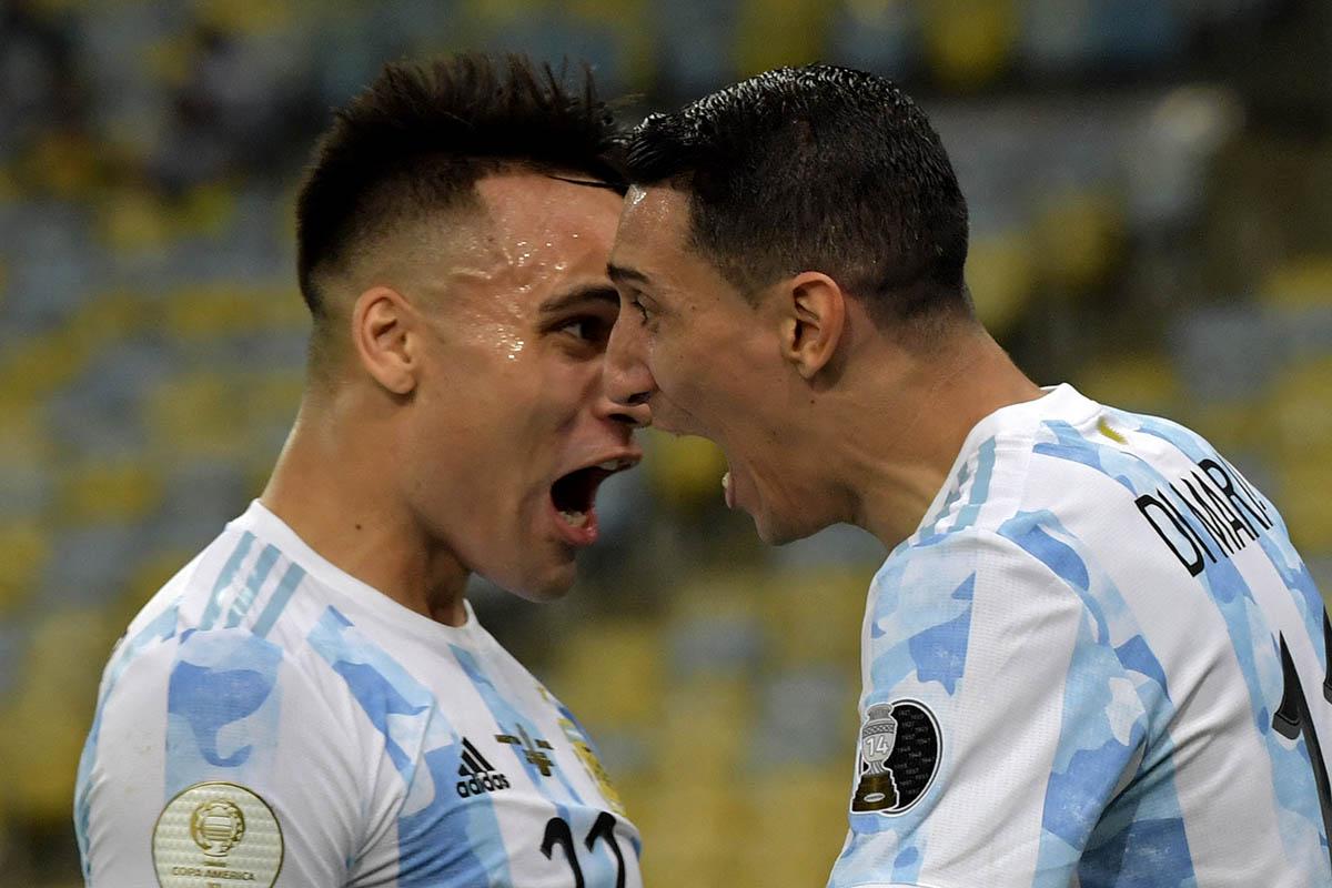 Argentina regresa a Brasil después de la consagración de la Copa América