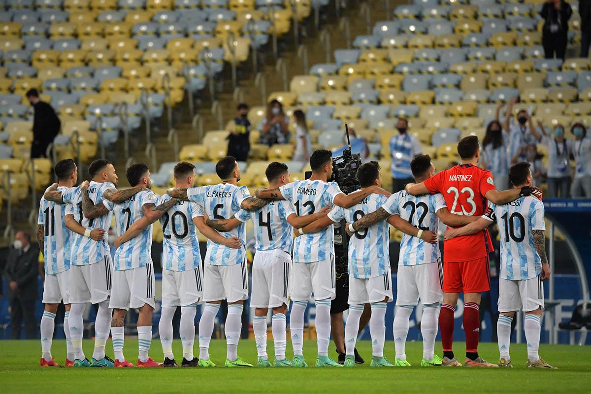 Argentina abre la triple fecha de Eliminatorias como visitante ante Venezuela