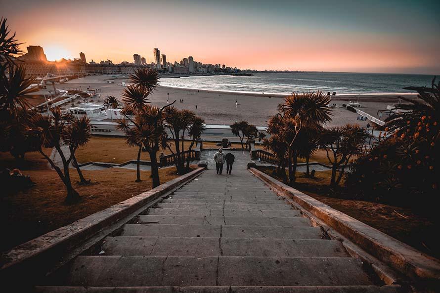 Pronóstico: la semana continúa con sol y tardes con casi 20°C en Mar del Plata