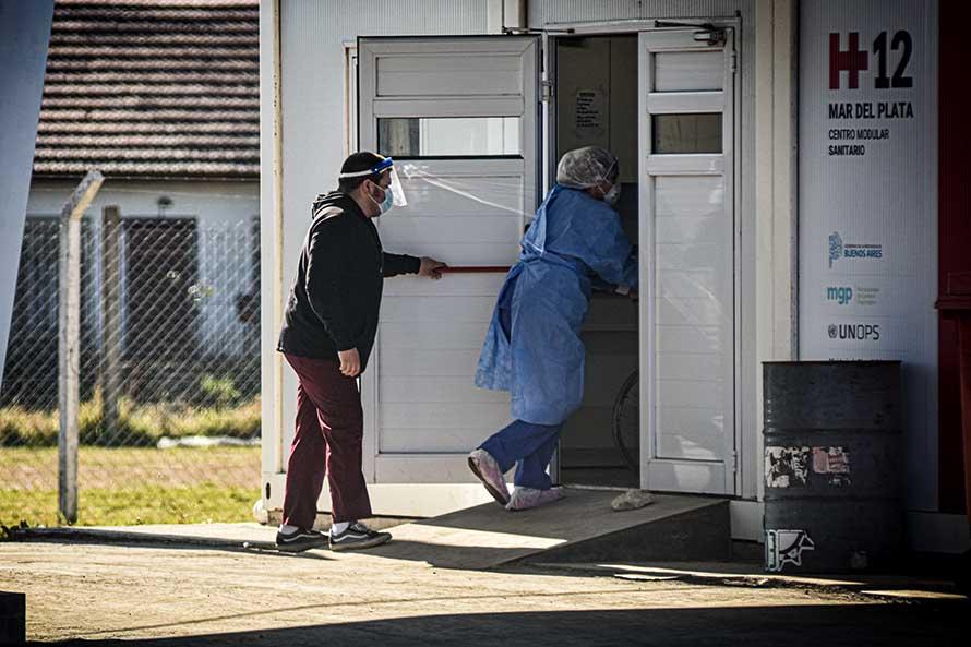 Coronavirus en Mar del Plata: octubre comienza con 13 nuevos casos y 21 altas