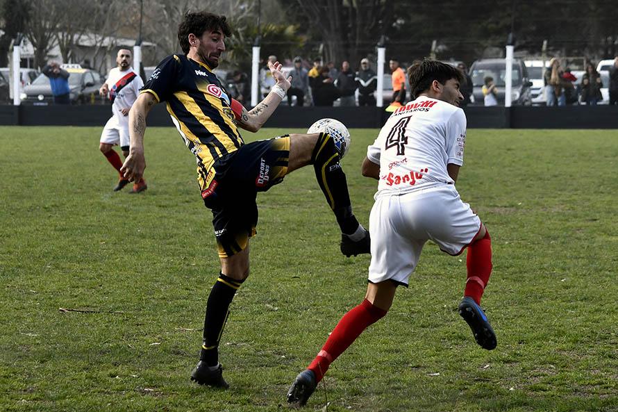 Liga Marplatense: se disputó una nueva fecha cargada de goles