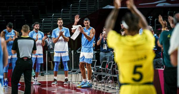 Básquet: Argentina no pudo con Australia y fue el final en Tokio
