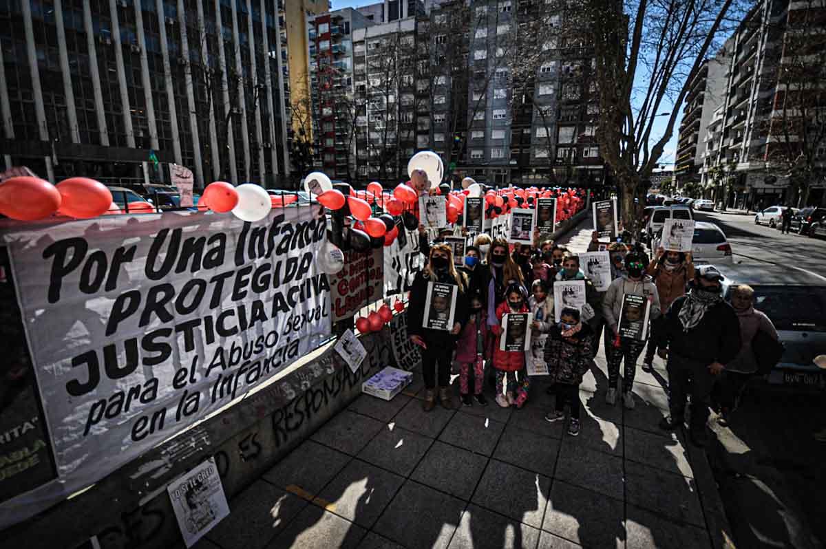 """Abuso sexual infantil: Marita Tobio y otro pedido de """"justicia y reparación"""""""