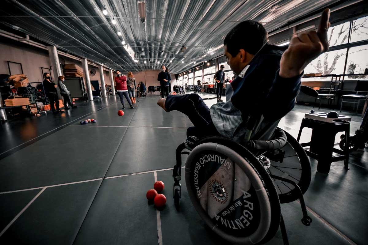 """Mauricio """"Coqui"""" Ibarbure lleva su experiencia y su poderoso pie izquierdo a Tokio"""