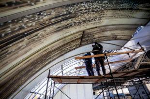Continúan los trabajos de refacción y mantenimiento en el Natatorio Municipal