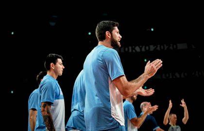 Patricio Garino argentina juegos olimpicos Foto fiba