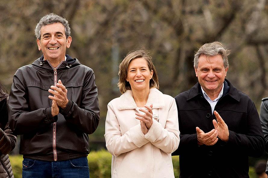 Continúa el paso de precandidatos a diputados nacionales por Mar del Plata