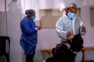 Coronavirus en los barrios: nueva jornada de detección en Bosque Peralta Ramos