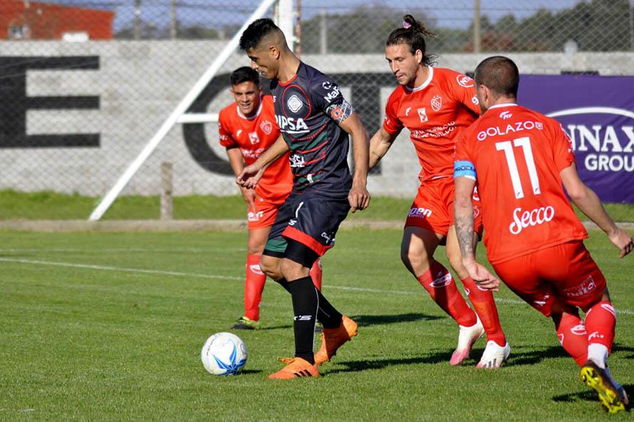 Círculo Deportivo mostró una mejoría en el juego pero sigue sin poder ganar