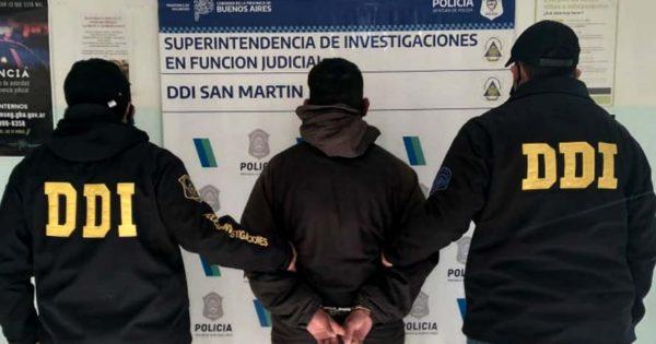 Detienen a un joven acusado de matar a puñaladas a Jesús Ochandio