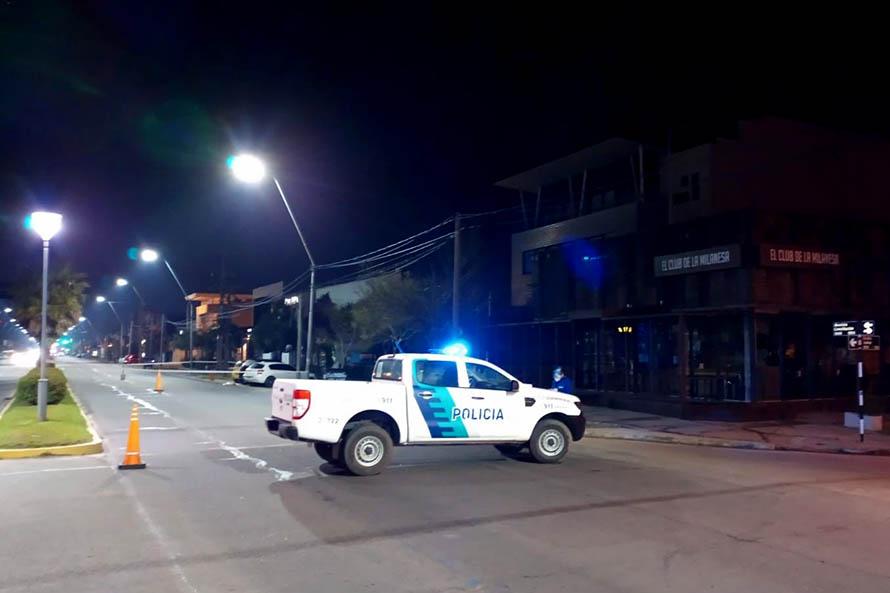Una camioneta atropelló y mató a un hombre y se dio a la fuga